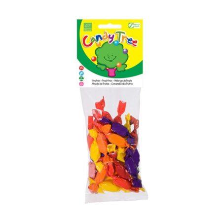 candy tree fruit mix