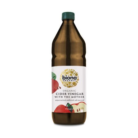 cider vinegar biona