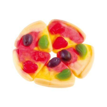 efrutti gummy pizza detail
