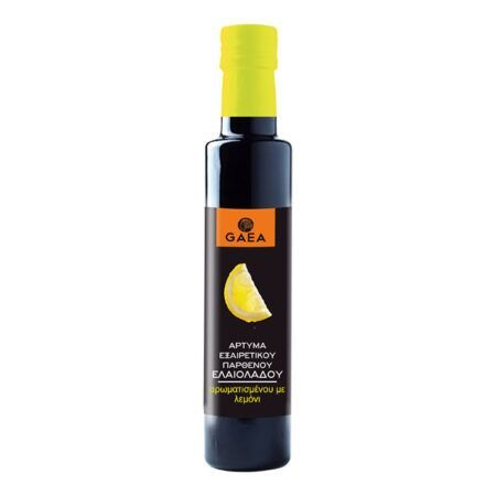 gaea Flavoured evoo lemon ml