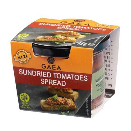 gaea sundried tomato spread