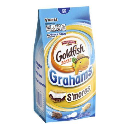 goldfish grahams smores