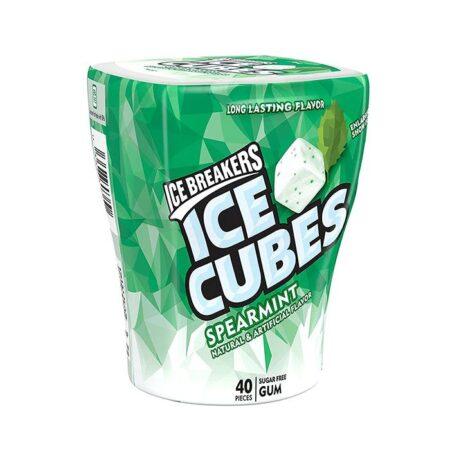 ice breakers ice cubes gum