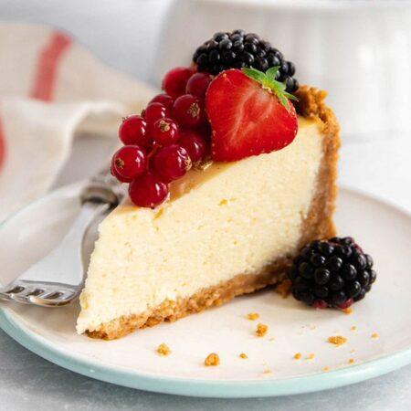 jell o no bake real cheesecake dessert