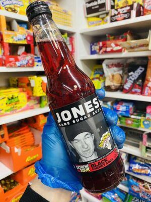 jones warheads black cherry soda