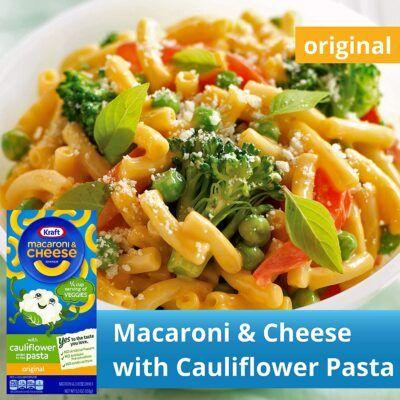 kraft mac ccauliflower pasta 2
