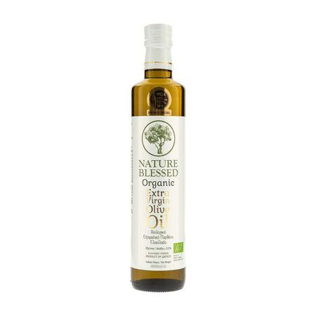 nature blessed organic extra virgin olive oil