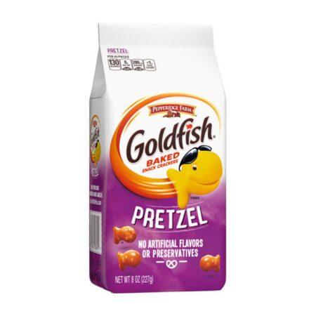 pepperidge farm goldfish pretzel g