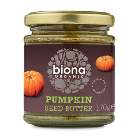 pumpkinseed butter biona