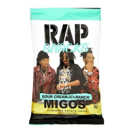 rap snacks migos