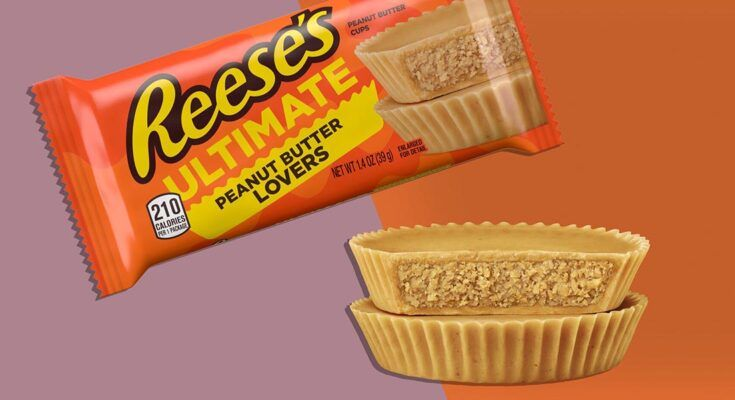 reeses ultimate peanut butter lovers cups 43g 2