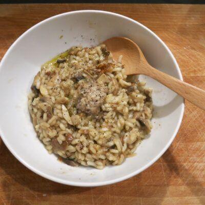 rizoto me manitaria portsini riso gallo risotti da chef funghi porcini 175g 2