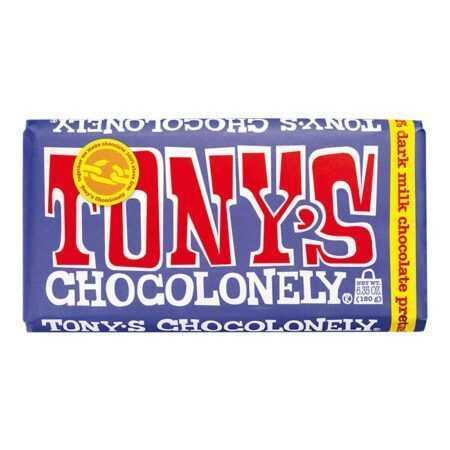 tonys chocolonely pretzel toffee