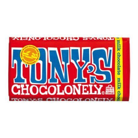 tonys milk chocolate