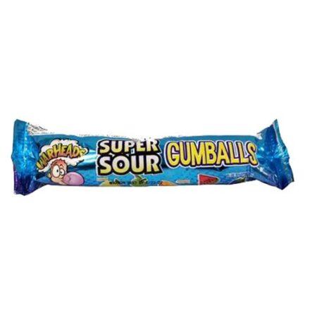 warheads super sour gumballs g