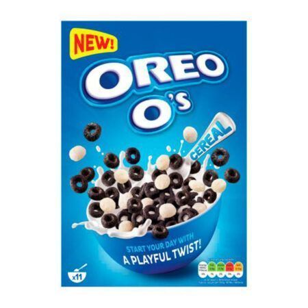weetabix oreo cereal