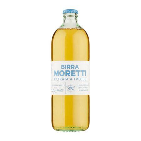 Birra Moretti Filtrata a Freddo