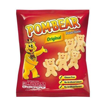 Pom Bear Ready Salted