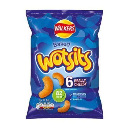 Walkers Baked Wotsits Cheese
