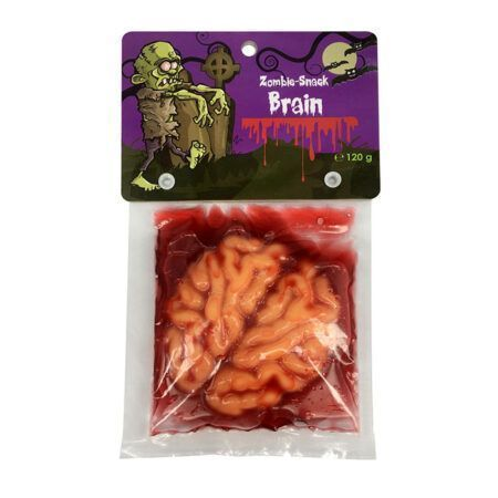 Zombie Snack Brain