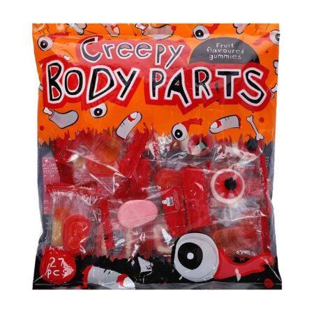 beckys creepy body parts g