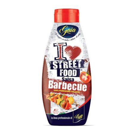 gaia salsa barbecue