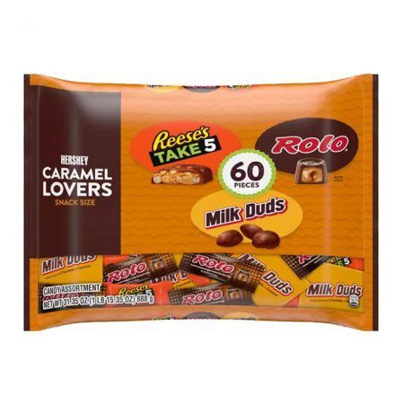 hersheys caramel lovers
