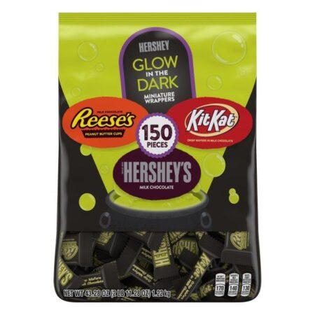 hersheys glow in the dark 1.22
