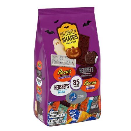 hersheys halloween shapes 1.24kg