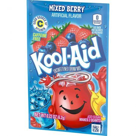 kool mixed berry