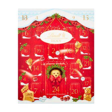 lindt advent calendar g