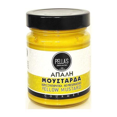 mustard soft pellas