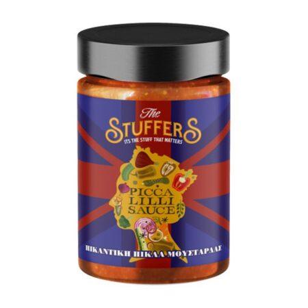 piccalilli sauce jar