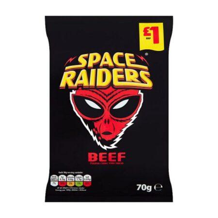 space raiders beef g