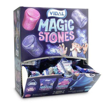 vidal magic stones